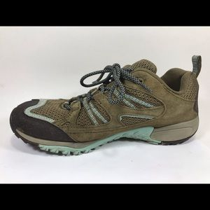 Merrell Shoes - Merrell Leather Hiking Shoes 9